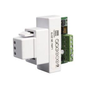 Inseritore di Prossimità MB-IPROX 1 Ingresso / 1 Uscita OC + Buzzer – Bianco
