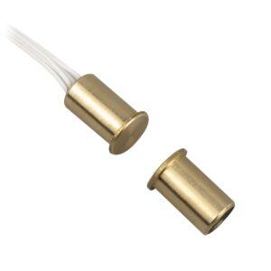 Sensore InerzialeVG-SIZ10 a Contatto Magnetico in Ottone