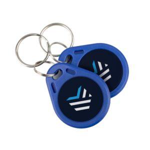 Tag RFID per Lettori di Prossimità e Tastiere Confezione da 2 Pezzi – Blu