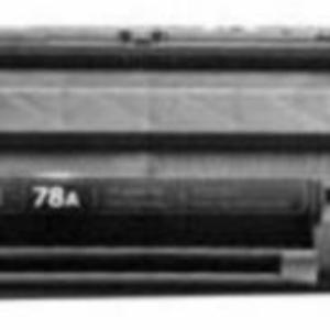 CARTUCCIA TONER RIGENERATA  HP LASERJET PRO P1506, P1566,1606 CE278A NERO CANON 728
