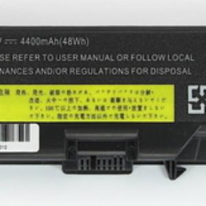 Batteria compatibile. 6 celle – 10.8 / 11.1 V – 4400 mAh – 48 Wh – colore NERO – peso 320 grammi circa – dimensioni STANDARD.