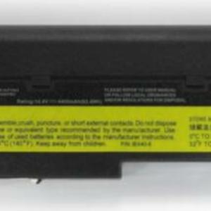 Batteria compatibile. 8 celle – 14.4 / 14.8 V – 4400 mAh – 64 Wh – colore NERO – peso 430 grammi circa – dimensioni MAGGIORATE.